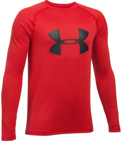 Under Armour majica Big Logo, rdeča, M
