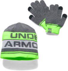 Under Armour Boy'S Beanie Glove Combo 20