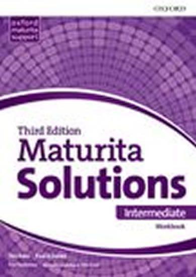 Falla Tim, Davies Paul A.: Maturita Solutions 3rd Edition Intermediate Workbook CZ