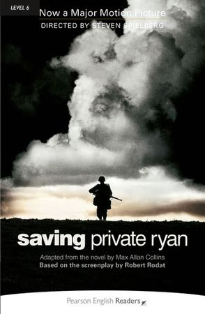Collins Max Allan: Level 6: Saving Private Ryan Book and MP3 Pack