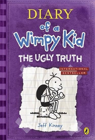 Kinney Jeff: Diary of a Wimpy Kid 5: The Ugly Truth