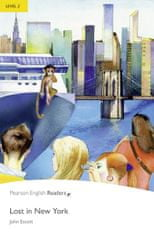 Escott John: Level 2: Lost In New York Book and MP3 Pack