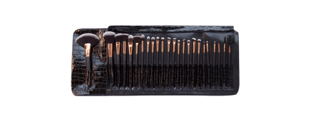 RIO Sada štěteců pro make-up (Professional Make-up Brush Set) 24 ks