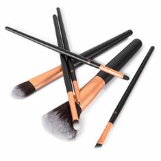 RIO Souprava štětců pro make-up (Essential Cosmetic Brush Collection) 6 ks