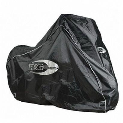 R&G racing ochranná plachta R&G Racing Adventure pro velké motocykly s bočními kufry