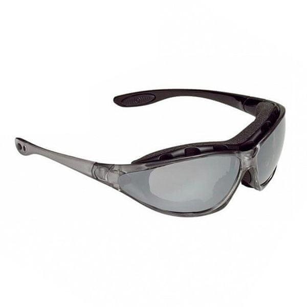 Held sluneční brýle , stříbrný rám, zrcadlové sklo