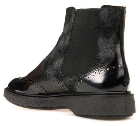 8a134ef05aaf Geox dámská kotníčková obuv Prestyn 37 čierna - Parametre