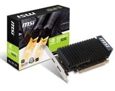 MSI grafična kartica GeForce GT 1030 OC, 2GB GDDR5, low profile