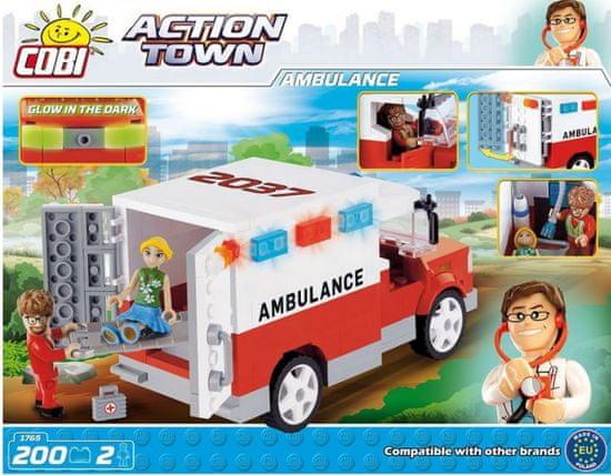 Cobi kocke Doctor Ambulance