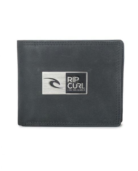 Rip Curl pánská černá peněženka Stackawatu Rfid