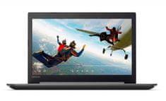 Lenovo prenosnik IdeaPad 320 A6-9220/4GB/SSD 256/17HD+/W10H, siv (80XW006LSC)