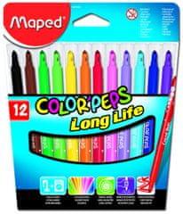 Maped flomastri Color'peps, 12/1, karton