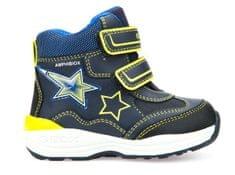 Geox chlapecká zimní obuv New Gulp