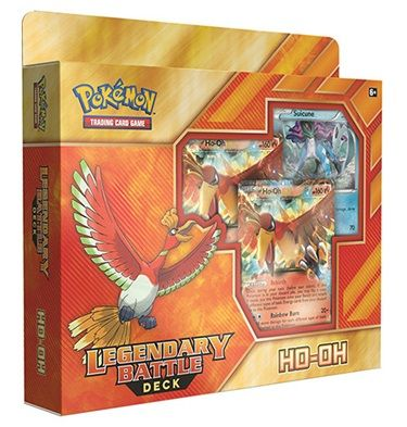 Pokémon Legendary Battle Deck - Ho-Oh