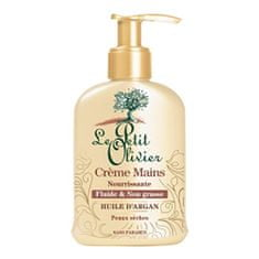 Le Petit Olivier Vyživující krém na ruce s arganovým olejem (Hand Cream) 100 ml