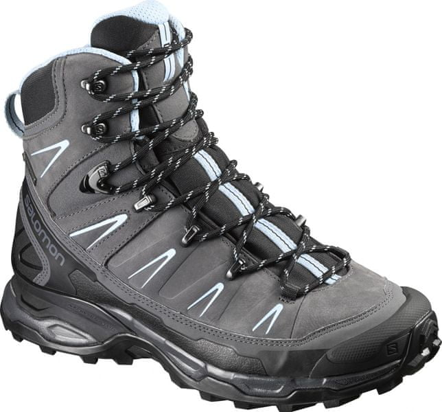 Salomon X Ultra Trek Gtx W Dark Cloud/Black/Cristal 37.3