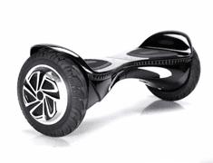 Kolonožka Standard Auto Balance s mobilnou aplikáciou, čierna
