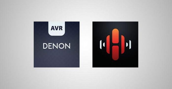 aplikace Denon 2016 AVR Remote