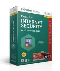 Kaspersky spletna zaščita Internet Security Multi-Device, za 1 napravo, 1 leto + 3 mesece GRATIS