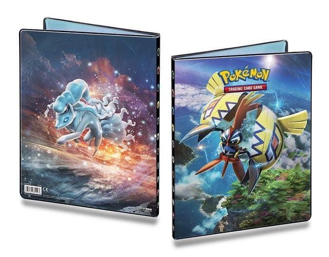 Pokémon SM2 Guardians Rising - A4 album na 180 karet