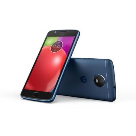 Motorola Moto E, Dual SIM, Oxford Blue (PA750038CZ)