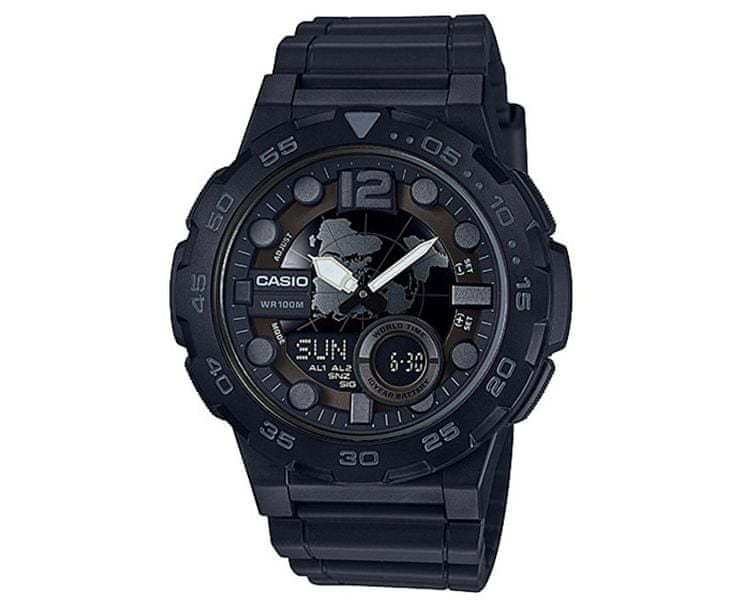 Casio Collection AEQ 100W-1B