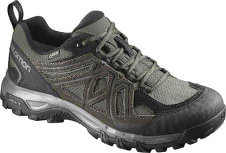 Salomon buty trekkingowe Evasion 2 Gtx Beetle/Rosin/Castor Gray 45.3