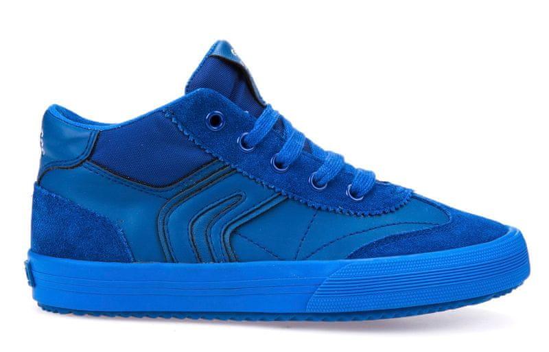 Geox chlapecké kotníčkové tenisky Alonisso 30 modrá