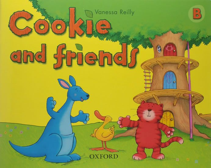 Reilly Vanessa: Cookie and friends B CB