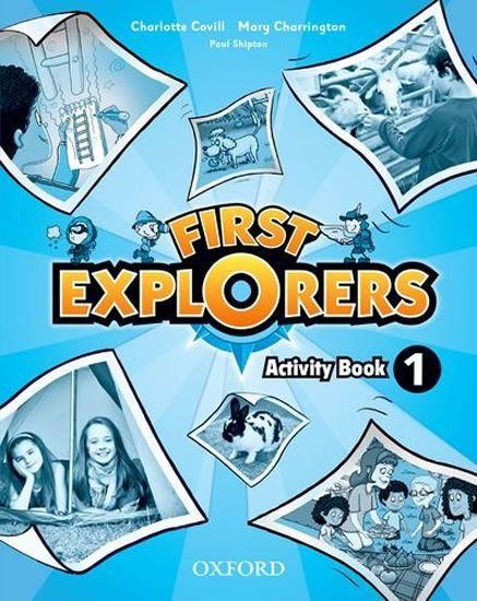 First Explorers 1 Activity Book