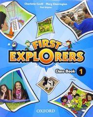 First Explorers 1 Class Book