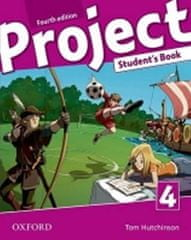 Hutchinson Tom: Project Fourth Edition 4 Student´s Book (International English Version)
