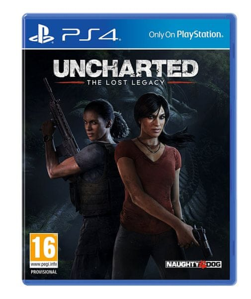 Sony Uncharted: The Lost Legacy / PS4