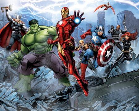 Walltastic Fototapeta Avengers