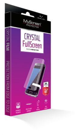 MyScreen Protector zaščitna folija Crystal Full Screen za LG K10 2017