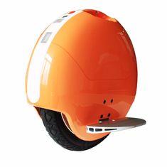 Kolonožka jednokolka Eljet, oranžová
