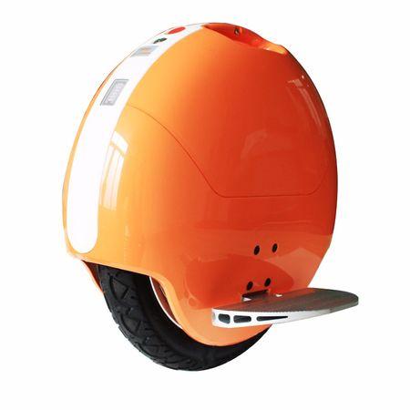 Kolonožka monocykl elektryczny Eljet, pomarańczowy