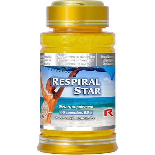 Starlife RESPIRAL STAR 60 kapslí