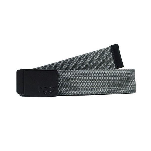 Nugget unisex šedý pásek Faux