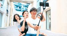 Xiaomi Selfie štap s priključkom