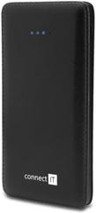 Connect IT Power banka (10 000 mAh; 2x USB), černá