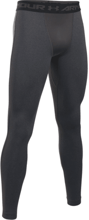 Under Armour CG Armour Legging Carbon Heather Black L