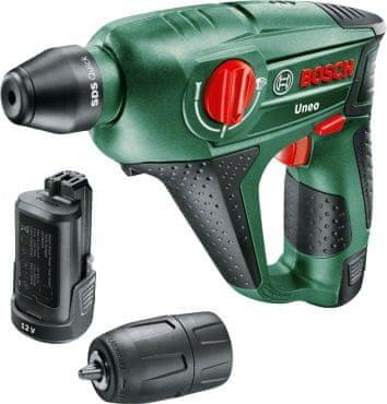 Bosch Uneo 12 Li (2x AKU 2,5 Ah)