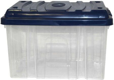 Mazzei Box bez koleček HOBBY 9 litrů modrá