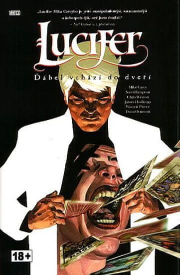 Carey Mike: Lucifer 1 - Ďábel vchází do dveří
