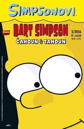 Groening Matt: Simpsonovi - Bart Simpson 5/2016 - Čahoun tahoun