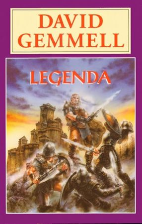 Gemmell David: Legenda - Drenaj 1