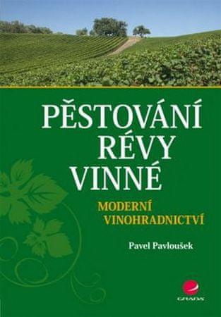 Pavloušek Pavel: Pěstování révy vinné - Moderní vinohradnictví