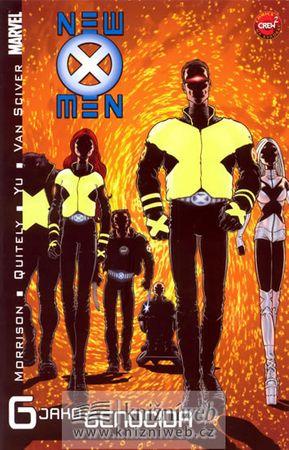 Morrison Grant, Quitely Frank: X-Men - G jako Genocida