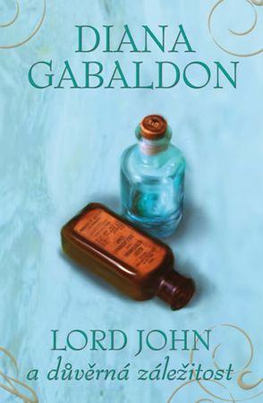 Gabaldon Diana: Lord John a důvěrná záležitost